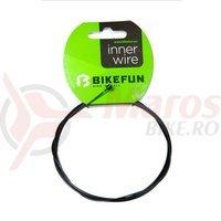 Cablu schimbator teflonat Bikefun 1.2x2100 mm