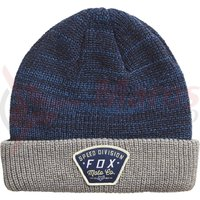 Caciula Fox SNO Cat Roll Beanie htr mdnt