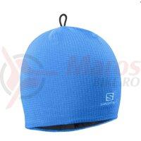 Caciula ski unisex Salomon RS Warm Beanie Albastru