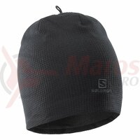 Caciula ski unisex Salomon RS Warm Beanie black