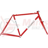 Cadru Ritchey WCS Swiss Cross Cr-Mo 28.6/28.6/31.8mm W/H Carbon fork / red