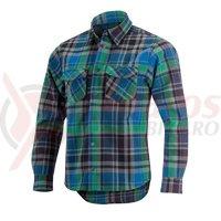 Camasa Alpinestars Slopestyle Shirt blue tartan