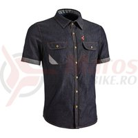Camasa Cube Work Shirt Denim