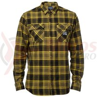 Camasa Fox Traildust Flannel drk fat