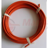Camasa Teflonata Cablu Frana - Ø5mm / 1m - maxxis orange - Alligator 220MO 2P