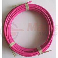 Camasa Teflonata Cablu Frana - Ø5mm / 10 m - pink - Alligator 220PK 2P