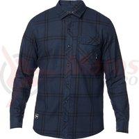 Camasa Voyd 2.0 Flannel blue