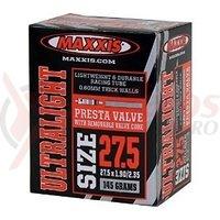 Camera 27.5X1.9/2.35 FV Maxxis Ultralight 0.6mm Presta
