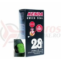 Camera Antipana KENDA KWICK SEAL 700x28-45C AV- 40 mm