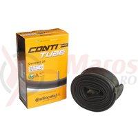 Camera bicicleta Continental Compact 20 slim S42 28-406-32-451
