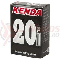 Camera KENDA 20 x 1.75-2.125 FV-48 mm