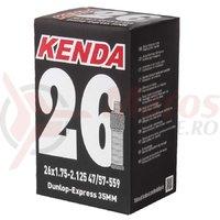 Camera Kenda 26×2.1-2.35 AV 35mm