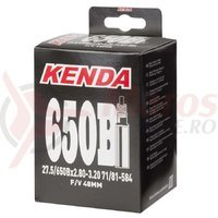 Camera Kenda 27.5/650 Bx2.80-3.20 FV/48mm