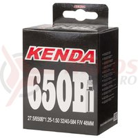 Camera Kenda 27.5/650B 1.25x1.50 FV 48 mm