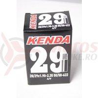Camera kenda 29/28×1.9-2.35 valva auto 35mm