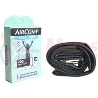 Camera Michelin Aircomp Ultralight A1 PR40 700x18/23C