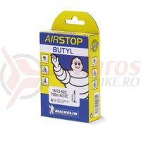 Camera Michelin Airstop A1 700x18/23C presta 40 mm