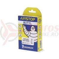 Camera Michelin Airstop A1 700x18/23C presta 80 mm
