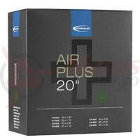 Camera Schwalbe AV 7AP  Air Plus 20x1.75-2.35