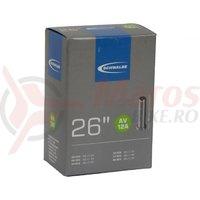 Camera Schwalbe AV12 26'' (25/40-559) EK 40mm