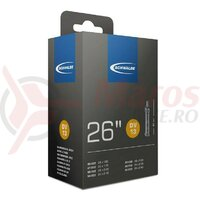 Camera Schwalbe DV 13 in foil 26x1.50-2.50