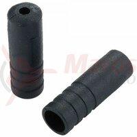 Cap bowden schimbator Jagwire(CHA150) plastic, negru, diametru 4mm 1 buc