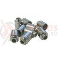 Cap camasa Fibrax FCB3301, aluminiu, Argintii, 1 buc