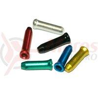 Cap terminal cabluri Fibrax FCB3301BLE, alu, Albastru, 1 buc