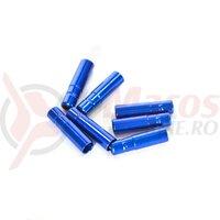 Capac cablu 5mm HJ-PX004, albastru, 1 buc