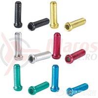 Capac inchidere cablu - Alligator- IPA03RD, rosu, 2.3x12