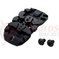 Capac Placute + Suruburi Shimano pentru pantofi Ciclicm SH-MT33