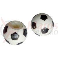 Capac ventil design minge fotbal C