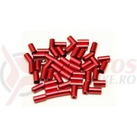 Capat Camasa rosu - 5.1*5.6*12 mm - Alligator HPB06RD