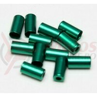 Capat Camasa verde - 5.1*5.6*12 mm - Alligator HPB06GN