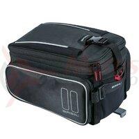 carrier bag Basil Sport Design MIK black 7-15L