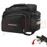 Geanta KLICKfix Rackpack 2+ black with clip 12-16l, approx.900g