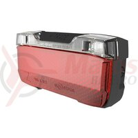 Lumina portbagaj spate Herrmans H-TraceBa battery operation, on/off, 50mm
