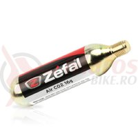 Cartus Zefal CO2 filetat 16g-bulk