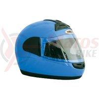 Casca moto Tornado T2 albastra