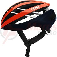 Casca Abus Aventor sosea shrimp orange