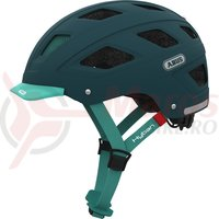 Casca Abus Hyban core green
