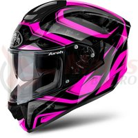 Casca Airoh ST 501 dude pink gloss