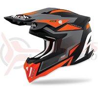 Casca Airoh Strycker Axe Orange Matt