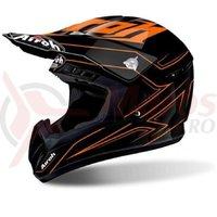 Casca Airoh Switch Spacer orange gloss