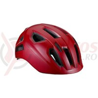 Casca BBB BHE-17122 Sonar cu LED Glossy Red