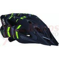Casca BBB Elbrus BHE-34 negru/neon/galben