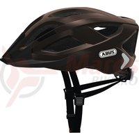 Casca bicicleta Abus Aduro 2.0 Urban metallic copper