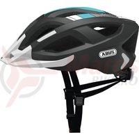 Casca bicicleta Abus Aduro 2.0 Urban race grey