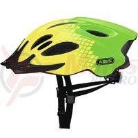 Casca bicicleta Abus Aduro green