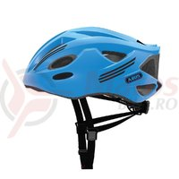 Casca bicicleta Abus S-Cension neon blue